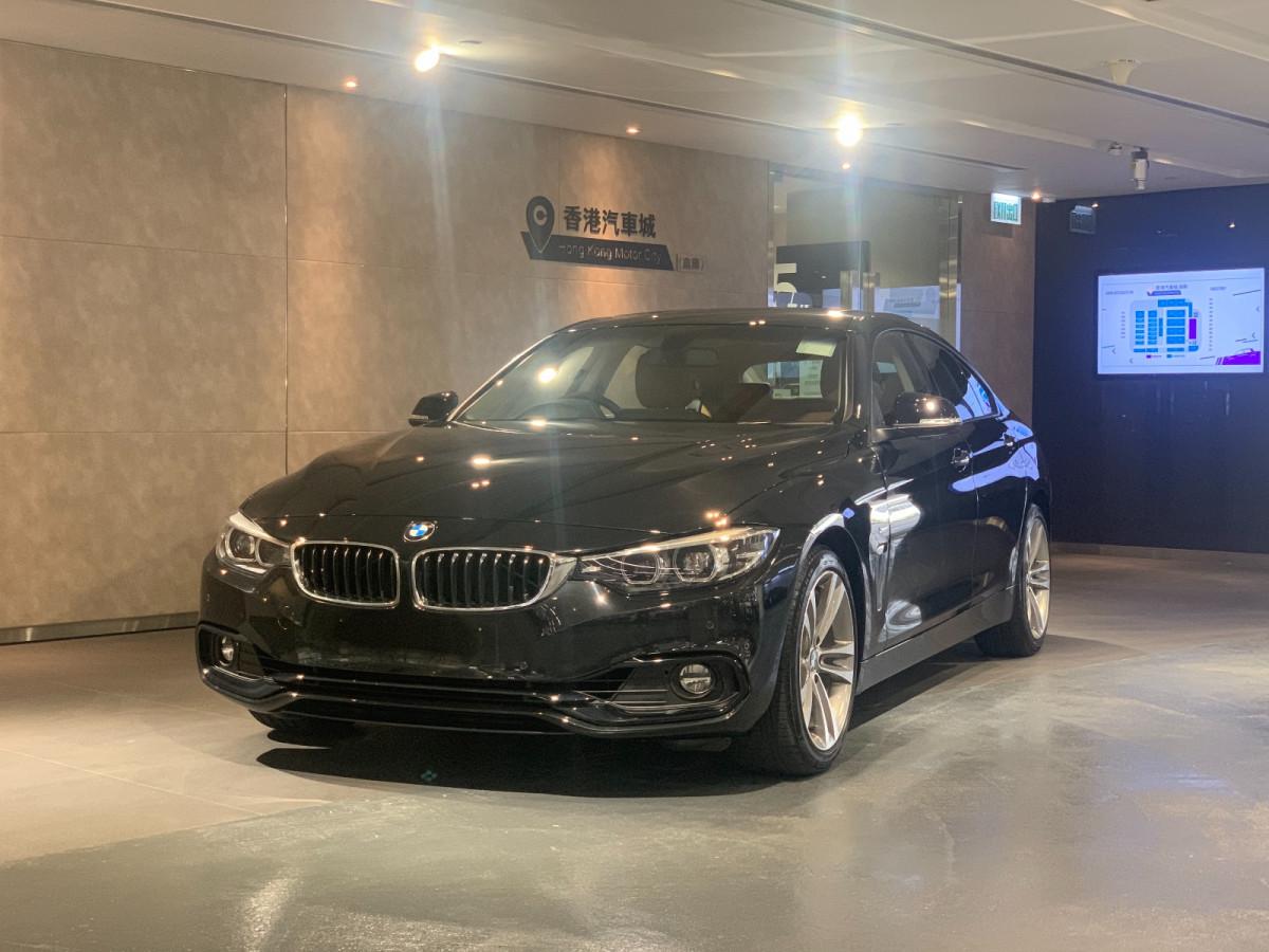 420ia Grand Coupe Sport - Image 1