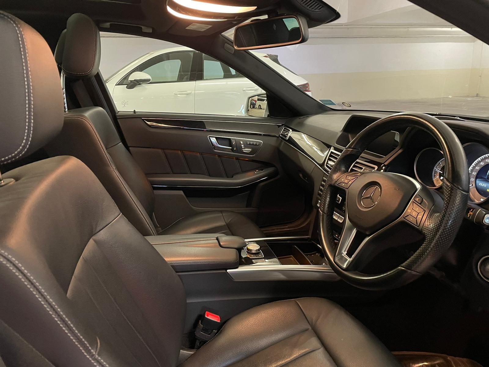 E220 Bluetec Avantgard Facelift (W212) - Image 3