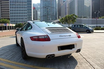 Porsche Carrera 4S 997 - Image 2