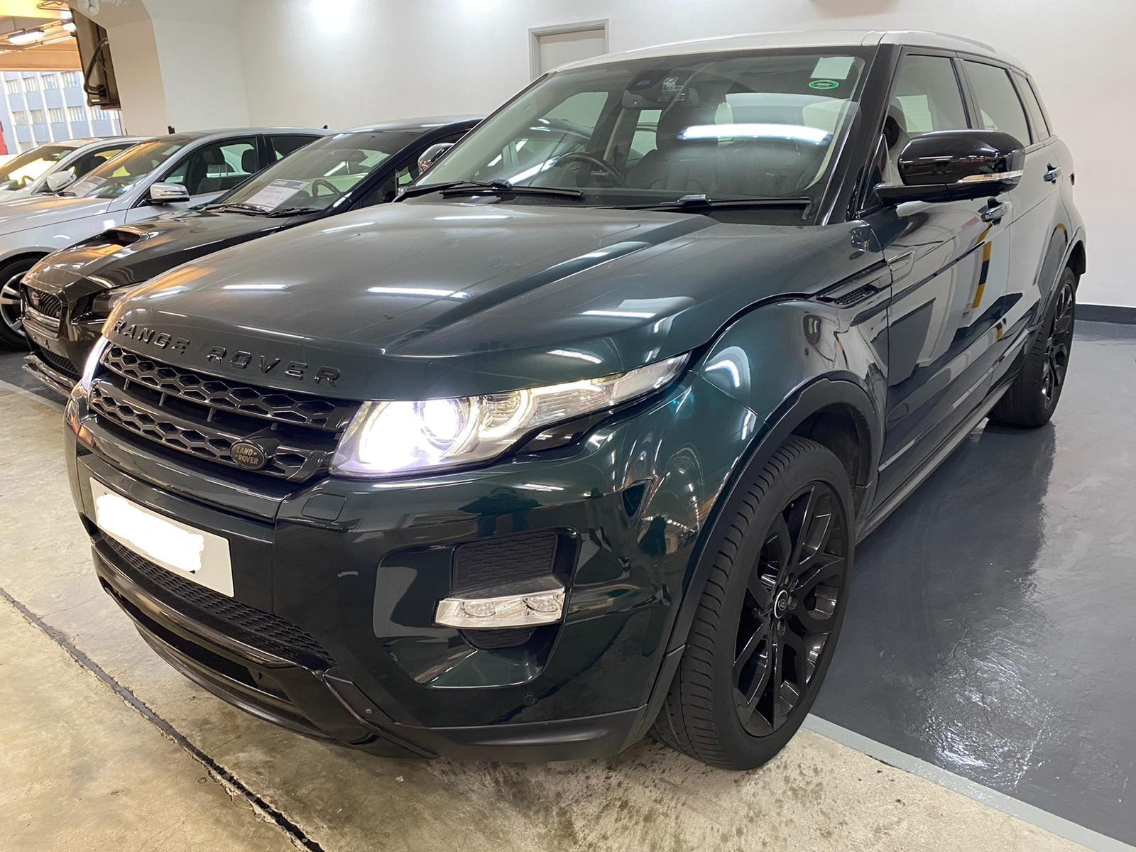 Evoque Dynamic - Image 1