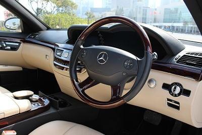 Mercedes-Benz S500 - Image 3
