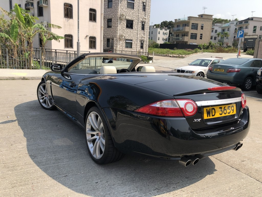 XKR 4.2 Supercharged - Image 3
