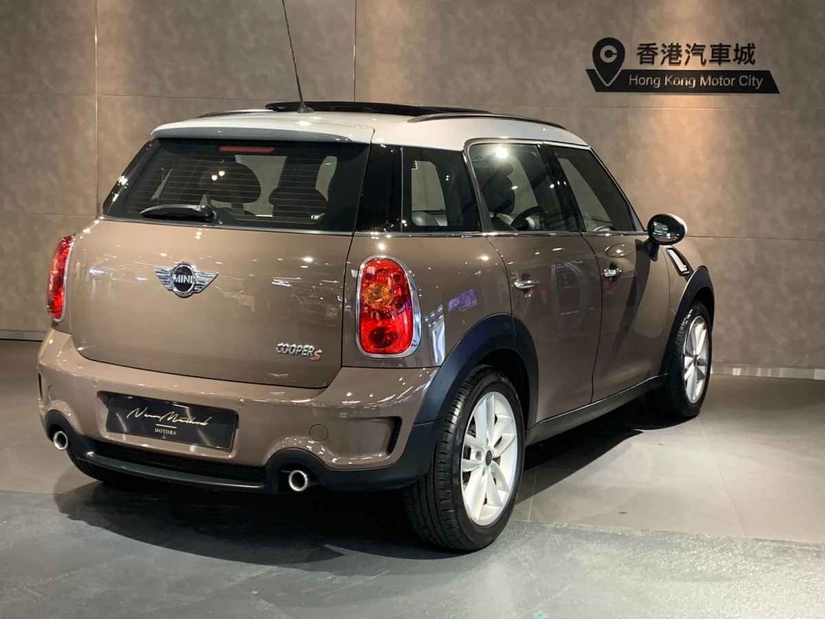 COOPER S COUNTRYMAN AUTOMATIC - Image 2