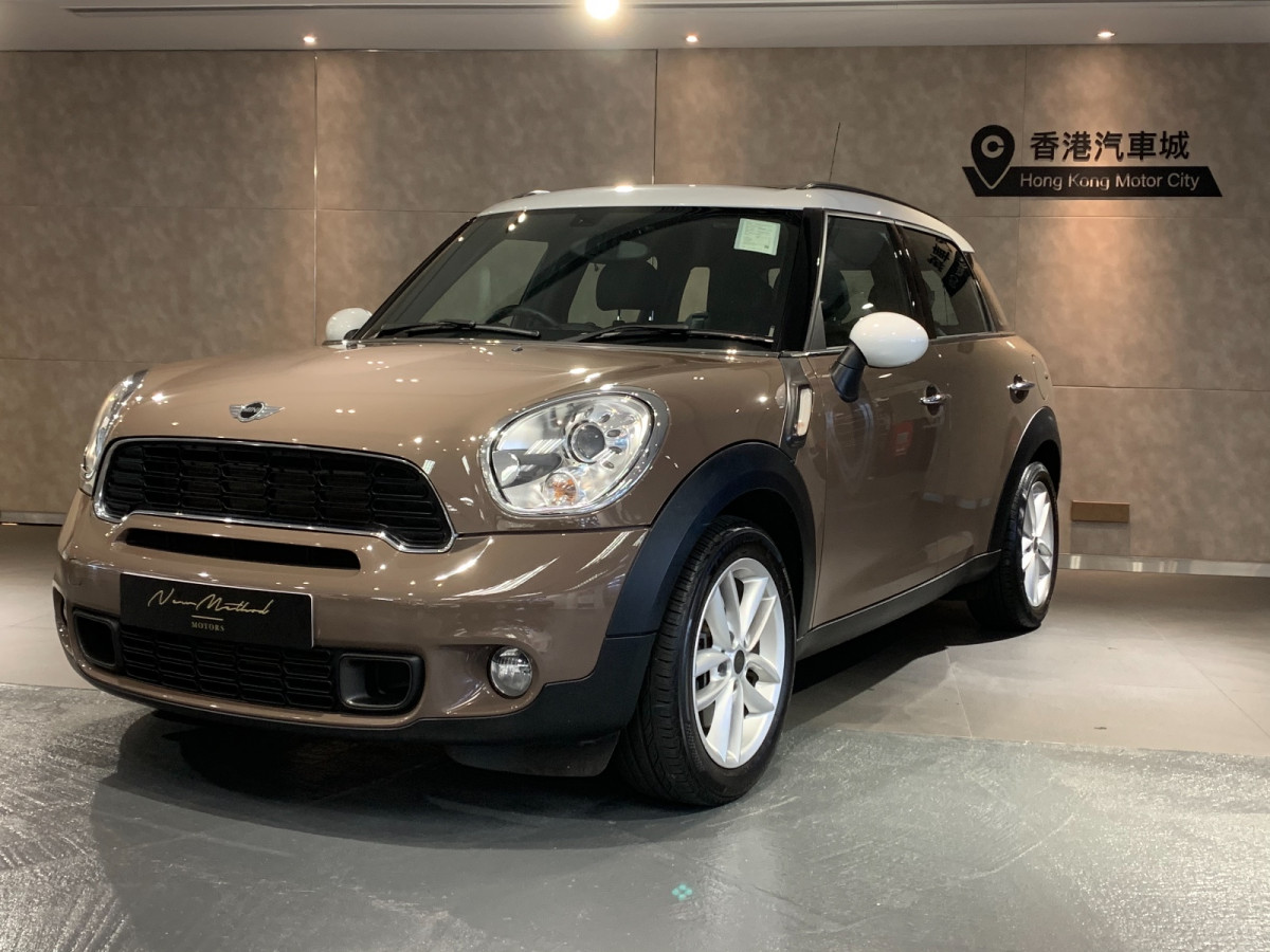 COOPER S COUNTRYMAN AUTOMATIC - Image 1