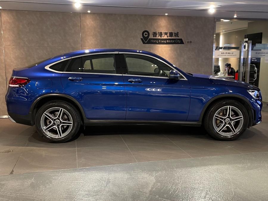 GLC300 Coupe AMG Facelift - Image 3