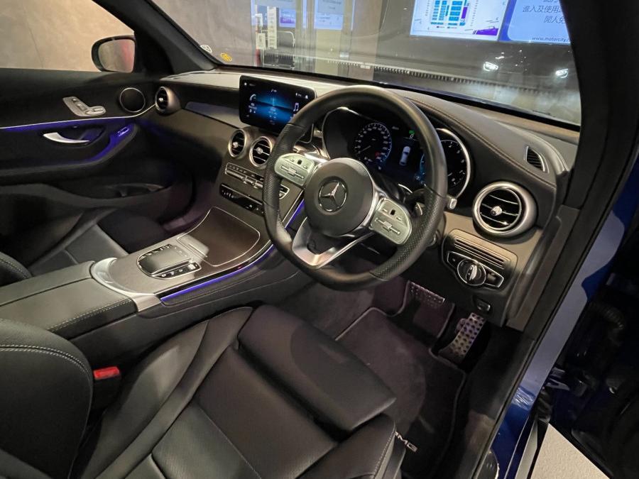 GLC300 Coupe AMG Facelift - Image 5