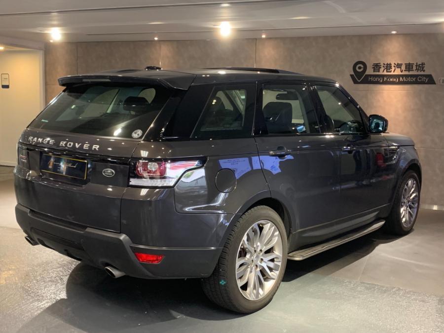 Range Rover Sport 5.0 SC DYN 7Seat - Image 2