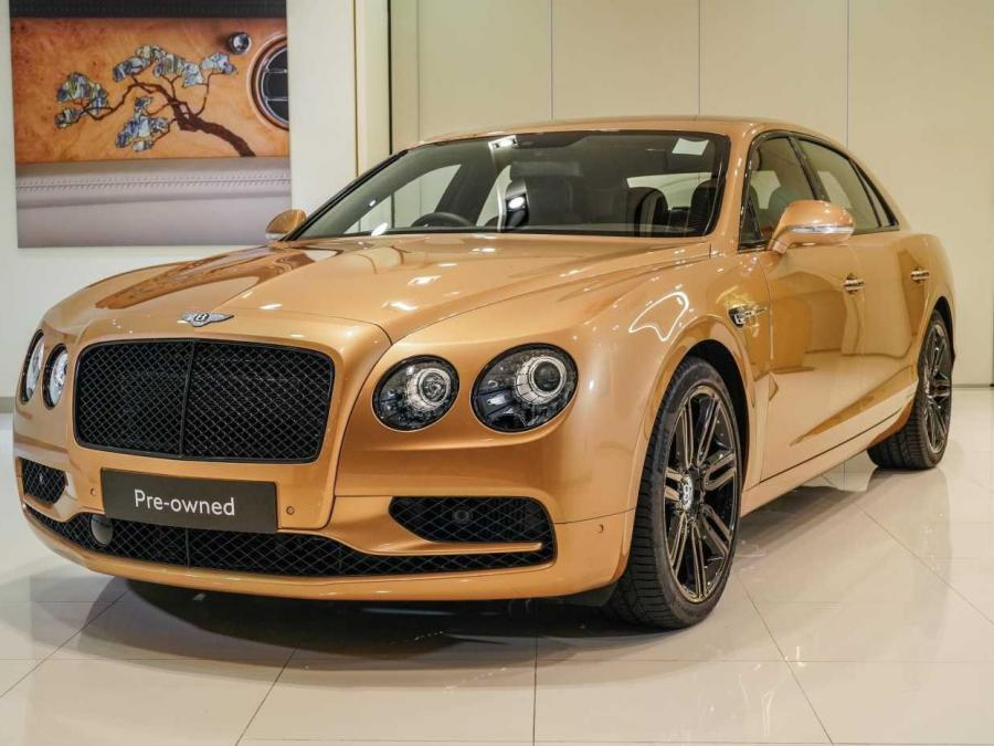 Flying Spur W12S - Image 1
