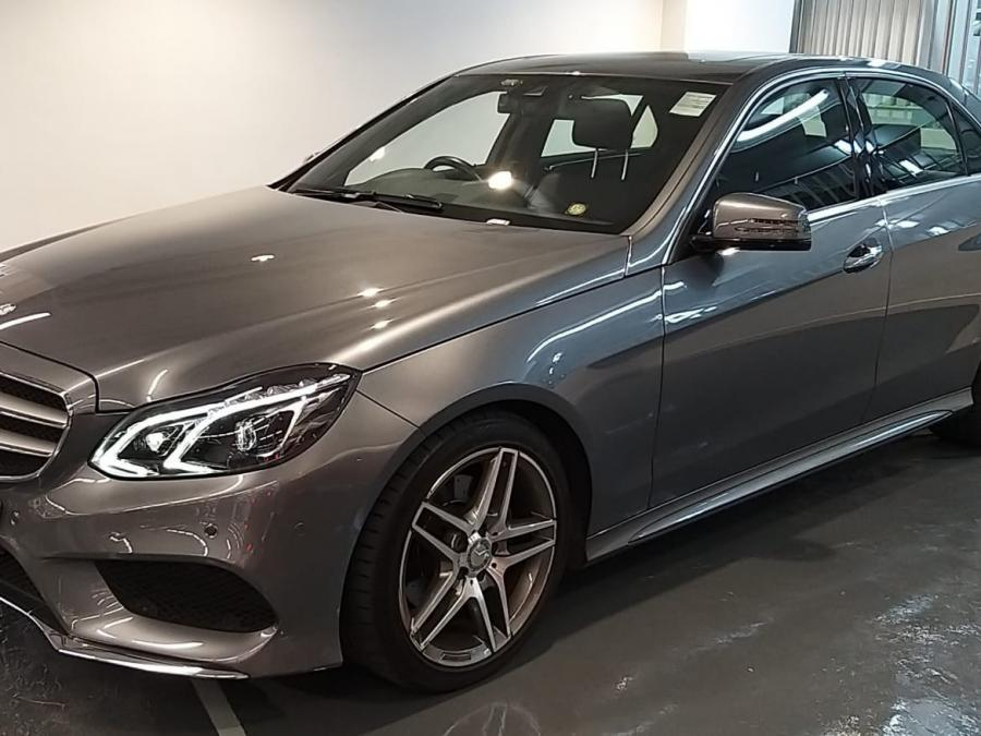 E200 AMG Package - Image 1