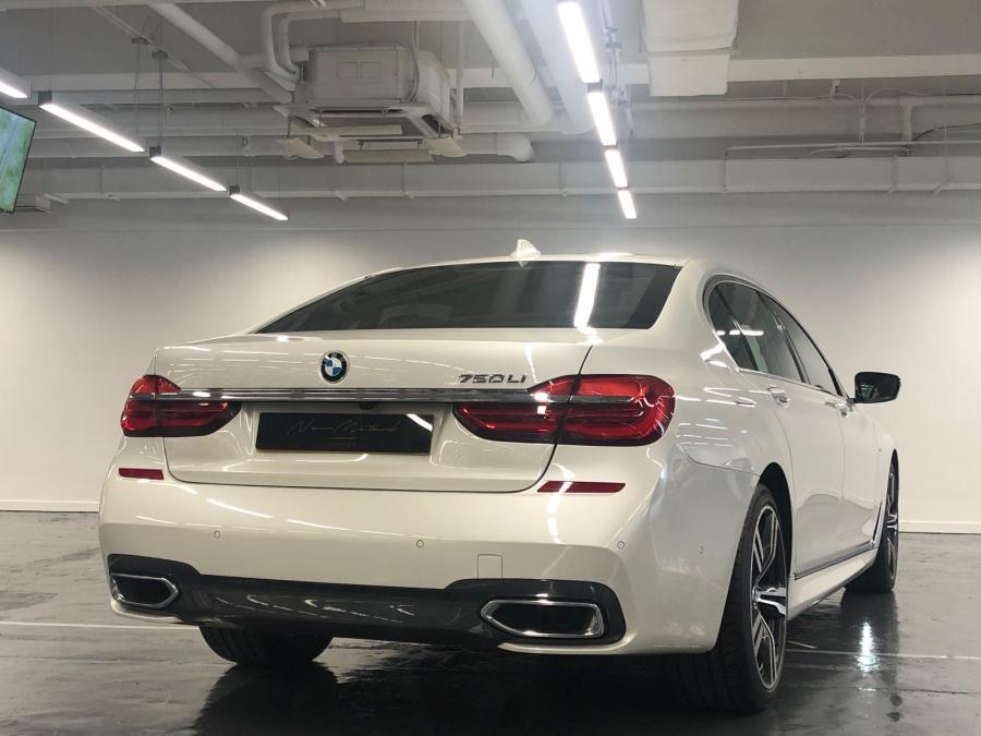 BMW 750LIA M SPORT EDITION - Image 3
