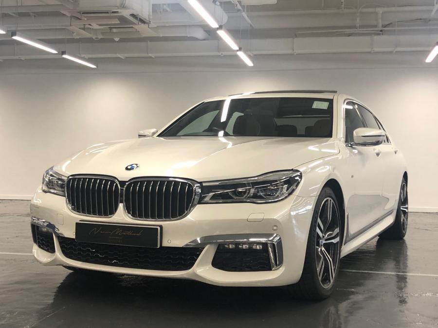 BMW 750LIA M SPORT EDITION - Image 2