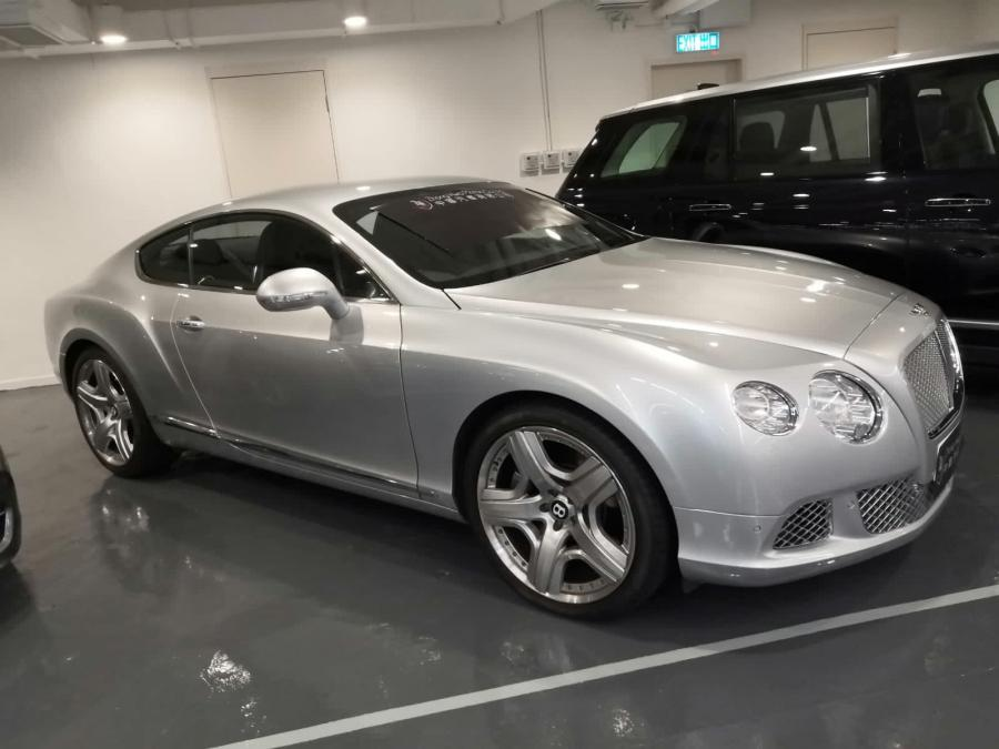 CONTINENTAL GT W12 MULLINER - Image 1