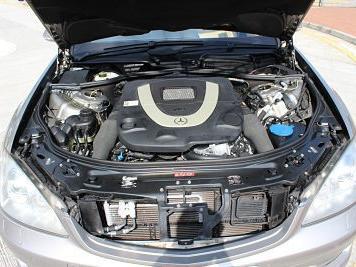 Mercedes-Benz S500 - Image 5