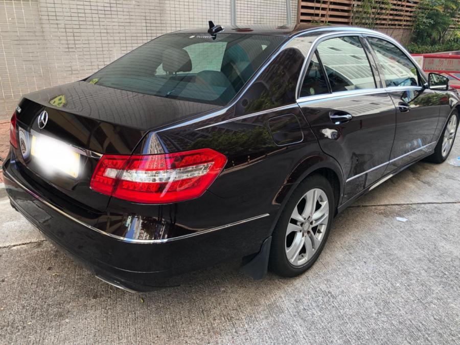 E250 BE AV (W212) - Image 3