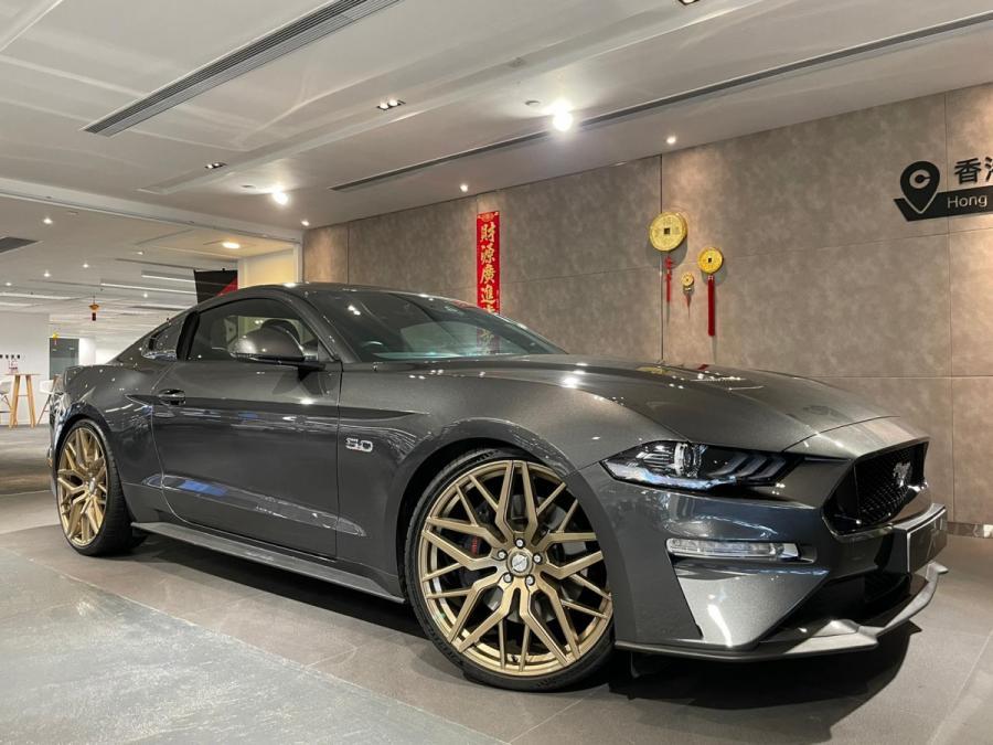 Mustang 5.0 MT - Image 1